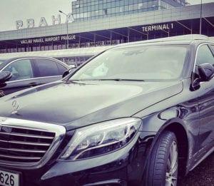 VIP transport na letiště Praha Ruzyně